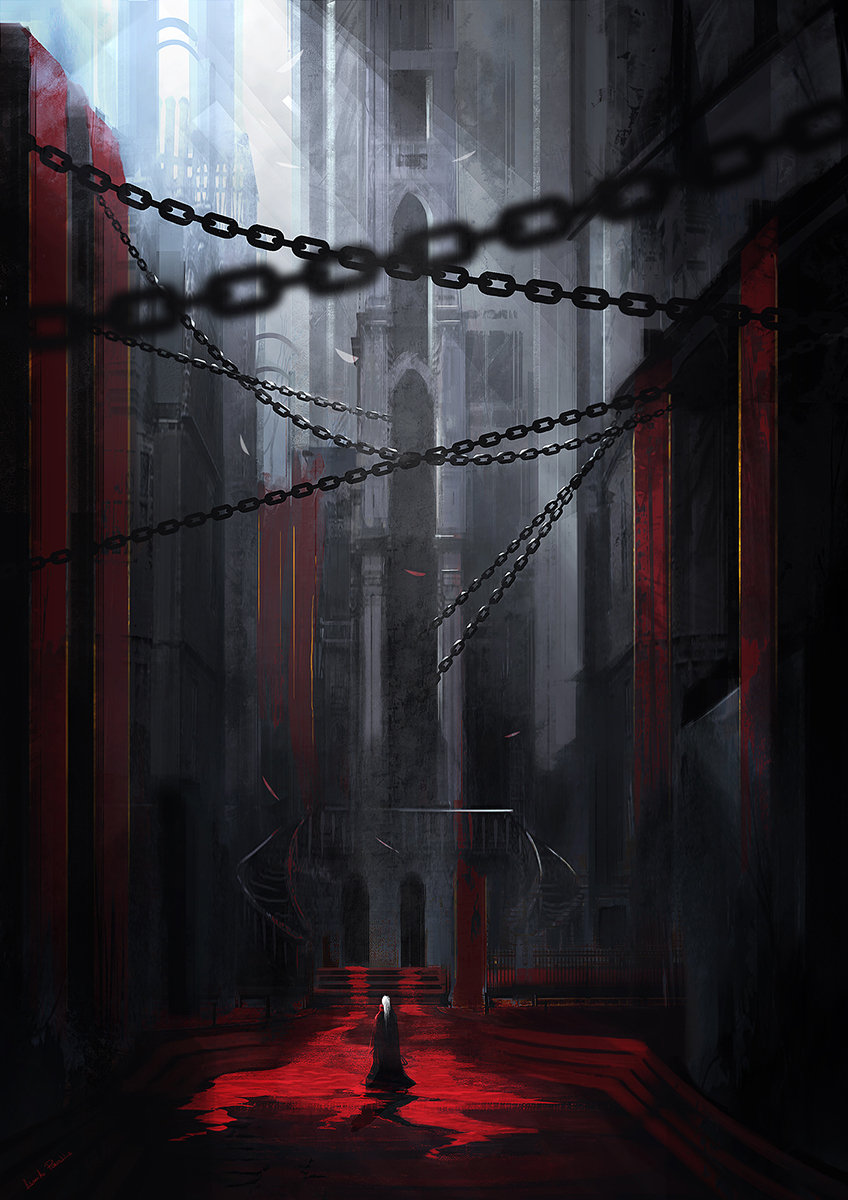 Hall of Blood - Massimo Porcella